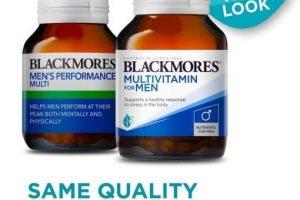 tăng cường sinh lực đàn ông blackmores multivitamin for men