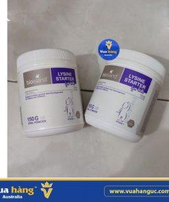 Lysine tăng chiều cao dạng bột mẫu mới nhất