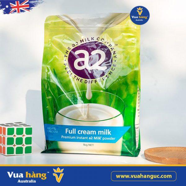 sữa tươi nguyên kem a3
