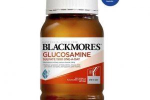 bổ khớp gối glucosamine