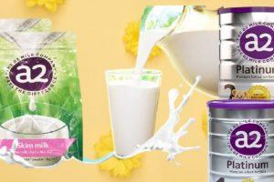 sữa bột úc a2