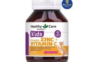 tăng đề kháng bằng vitamin c