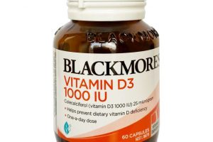 vitamin d blackmores
