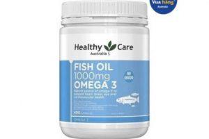 bổ sung dầu cá trước khi mang thai