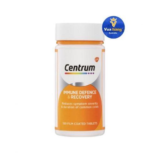 Viên Tăng Cường Miễn Dịch Centrum Immune Defence & Recovery – 100 Viên