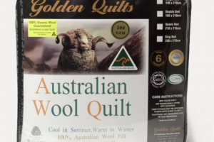 chăn lông cừu thân thiện môi trường