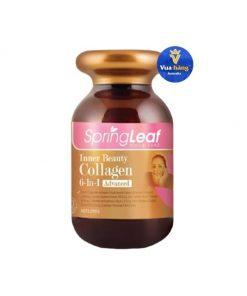 Viên uống Collagen 6 in 1 Spring Leaf