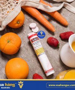 Viên sủi vitamin C Swisse 100mg