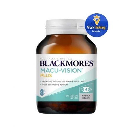 Viên uống bổ mắt Blackmores Macu Vision Plus 120 viên