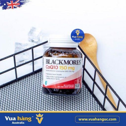 Viên uống bổ tim Blackmores CoQ10 150mg 30 viên